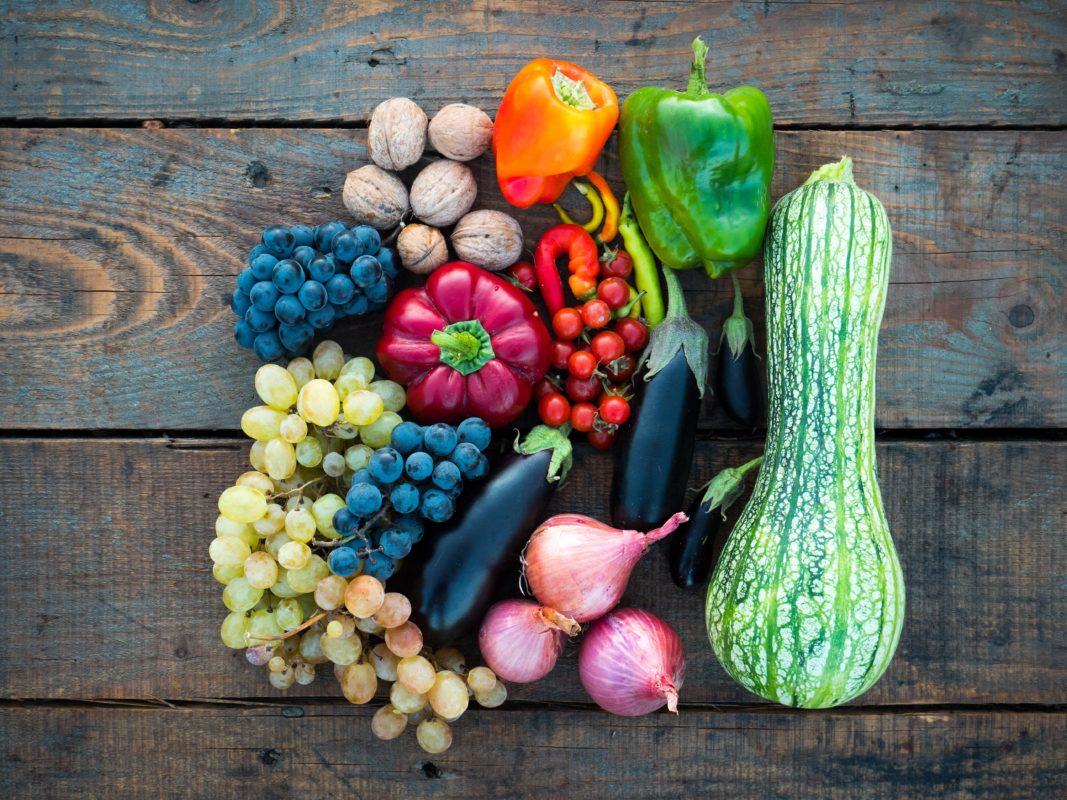 Saiba como higienizar suas frutas e verduras.